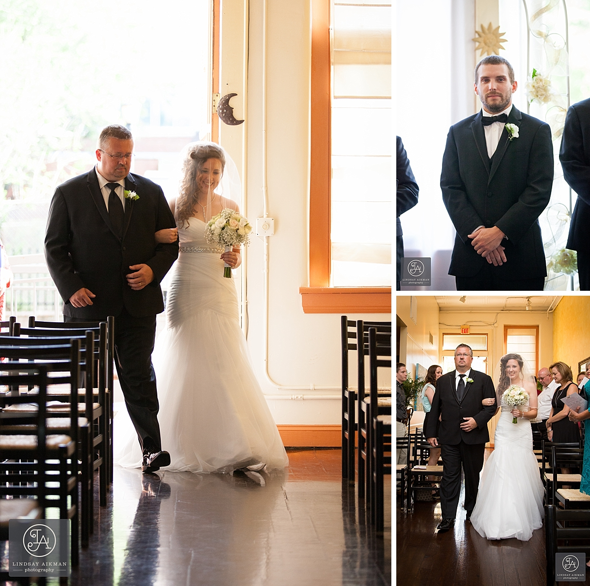 Raleigh Wedding Photographer: Megan & Brian's Downtown Raleigh Wedding