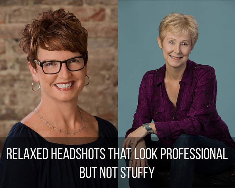Raleigh Casual Headshots-CollageWeb