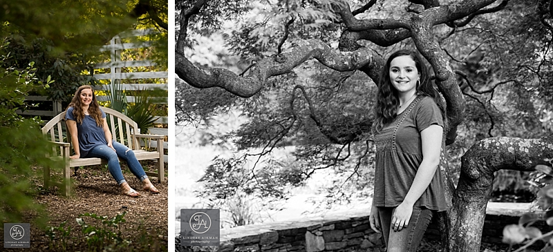 Raulston Arboretum Raleigh Senior Photographer