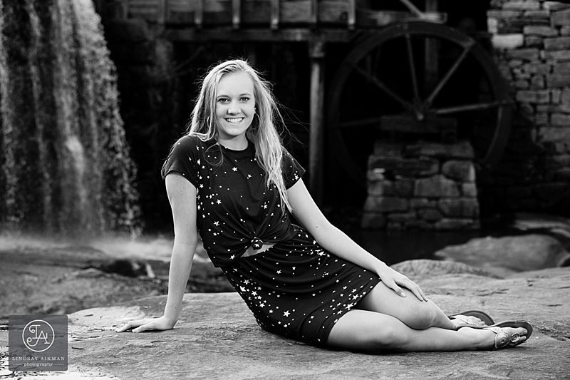 Raleigh Apex Senior Photographer