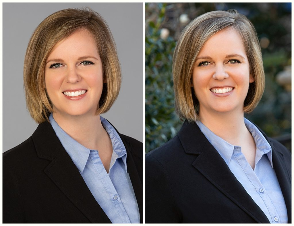 Raleigh Outdoor Headshot Photography