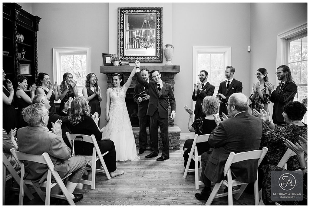 Oaks at Salem Apex Wedding Photographer