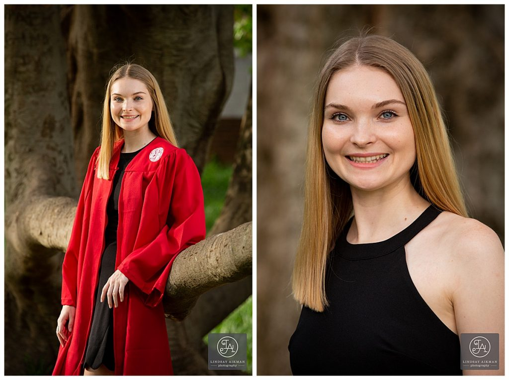 NC State Raleigh College Senior Photographer