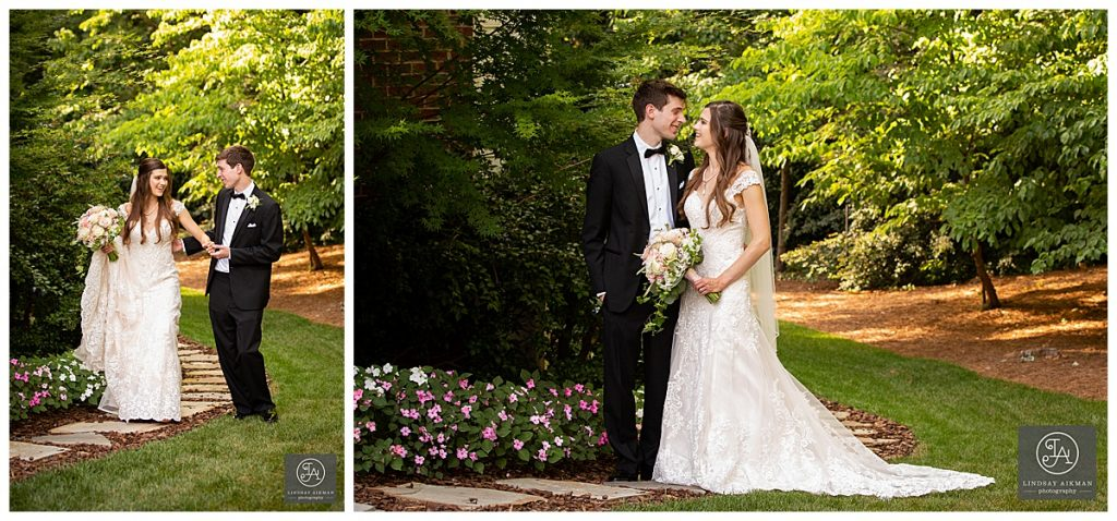 Cary NC Pandemic Wedding Photography