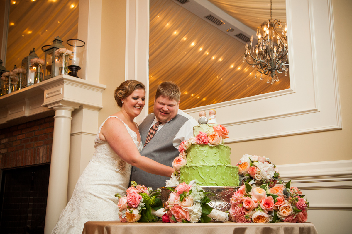 Wedding at Highgrove, Fuquay Varina, NC