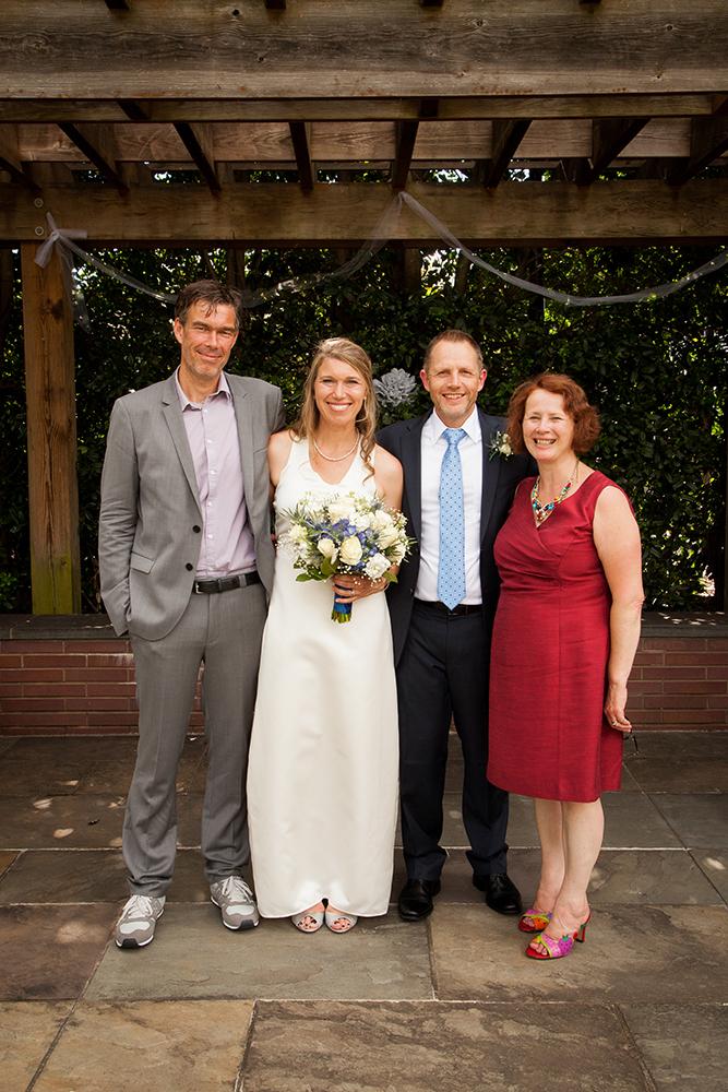 Wedding Photography Family Portraits