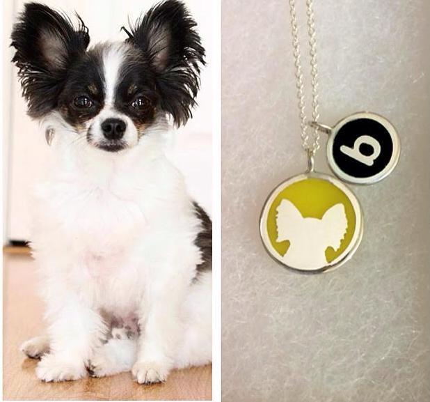 Dog Ear Pendant
