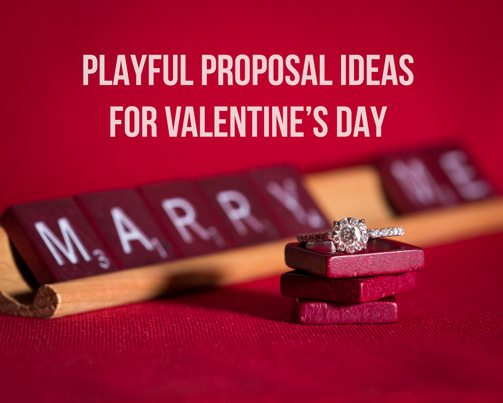 Proposal Ideas for Valentine's Day Raleigh