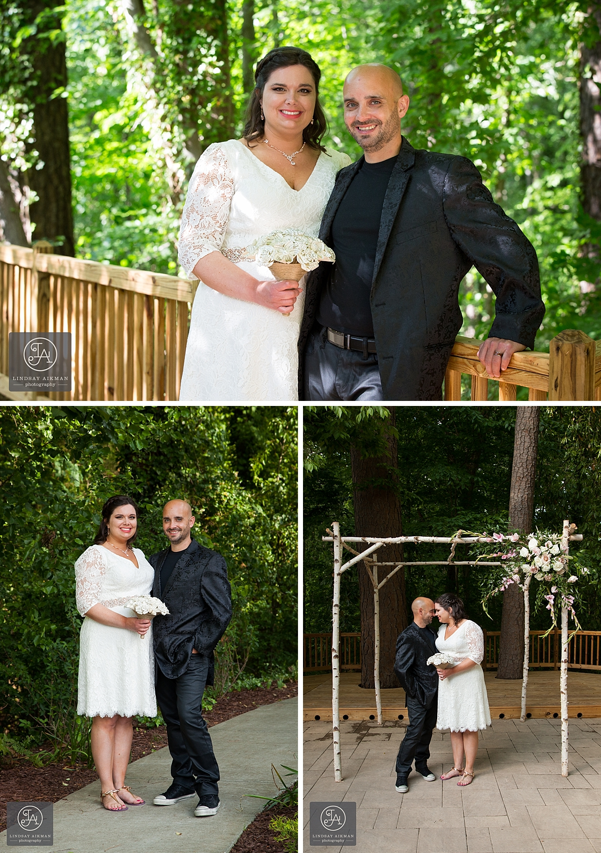 The Glenwood Raleigh Wedding Photographer