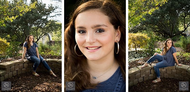 Raulston Arboretum Raleigh Senior Photographer