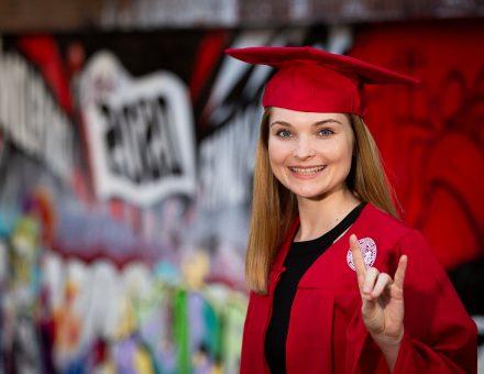 NC State Raleigh College Senior Photographer