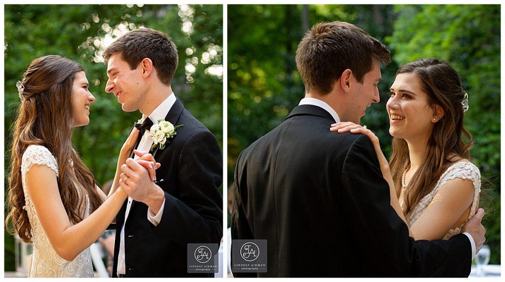 Cary NC Pandemic Wedding Photography