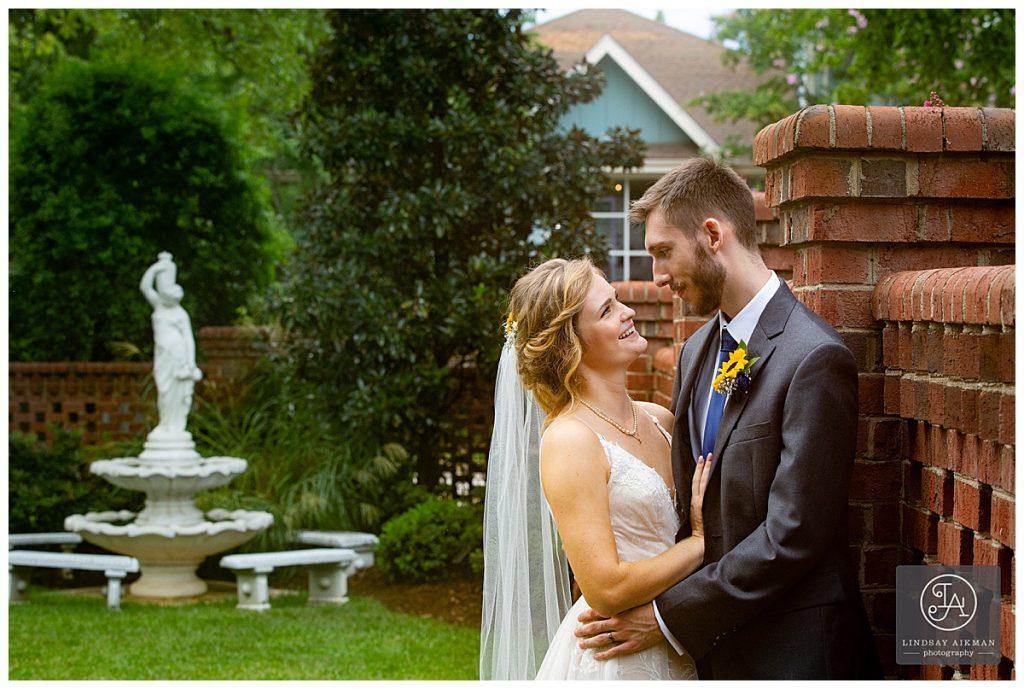 Matthews House Cary Wedding Photographer