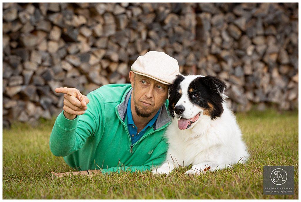 Australian Shepherd Mix Raleigh Pet Photographer
