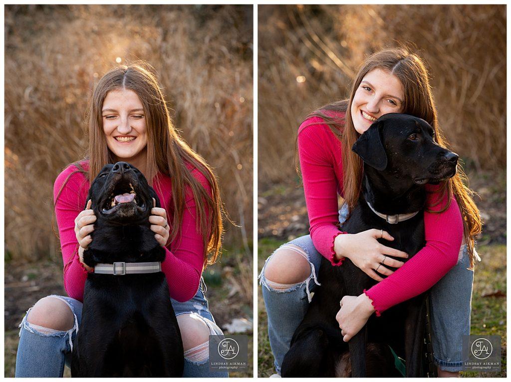 Coker Arboretum Chapel Hill Pet & Senior Photographer