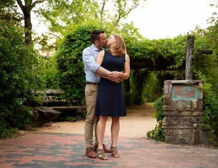 Coker-Arboretum-Chapel-Hill-Engagement-Photographer