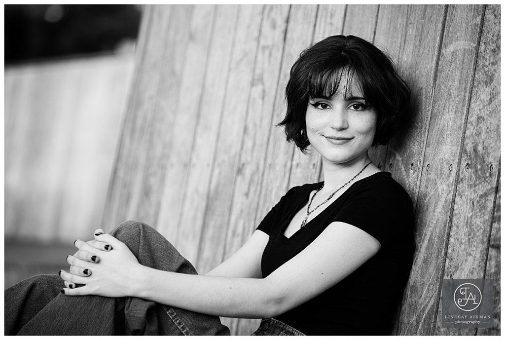 Union Station Raleigh High School Senior Photographer